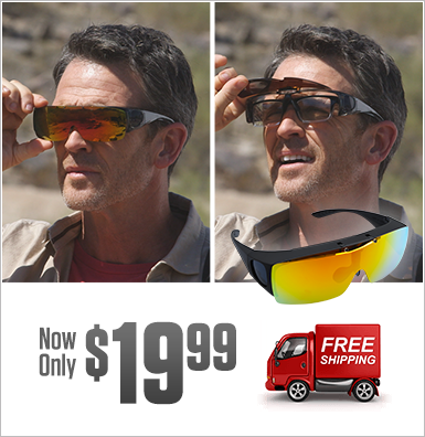 Order Flip-Up Tac Glasses Now!